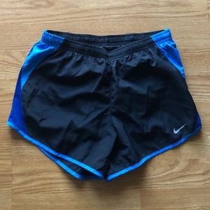 Nike Dri-fit workout running two in one shorts